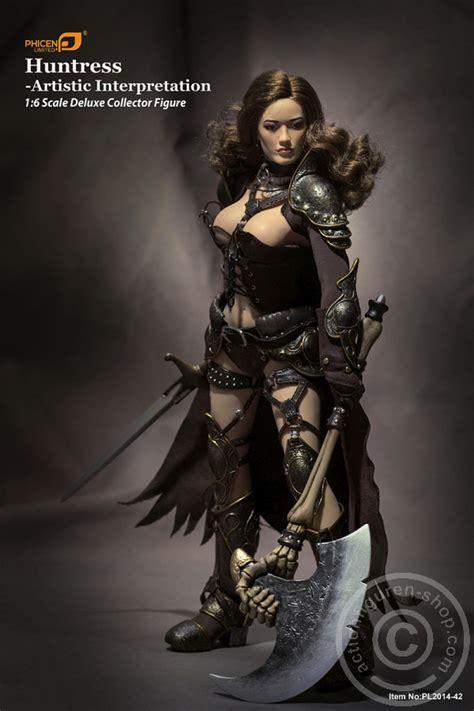 www actionfiguren shop com huntress online 1 6 figuren