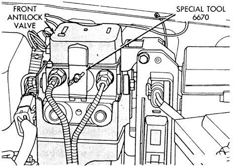 repair guides anti lock brake system bleeding the abs system autozone com repair guides all wheel anti lock brake system abs filling and bleeding autozone com
