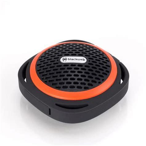 blackweb lighted bluetooth speaker review blackweb soundclip splash resistant portable speaker