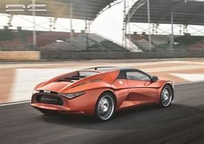 dc new car india s quot only supercar quot the new dc design avanti