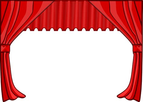 clipart teatro theater curtains clip at clker vector clip