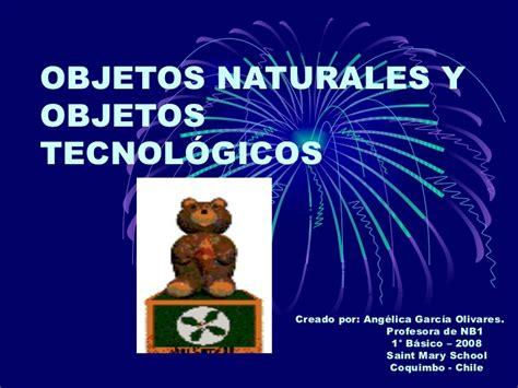 imagenes de objetos naturales objetos naturales y objetos tecnol 243 gicos