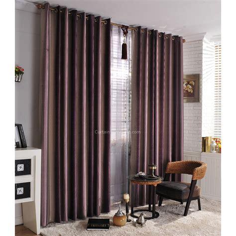 designer drapes striped living room and bedroom designer drapes