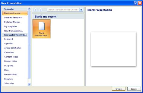 blank powerpoint templates best photos of blank powerpoint template bulletin board