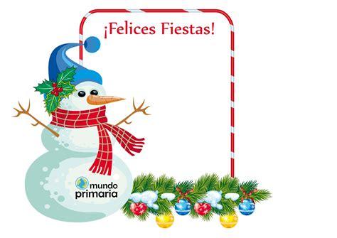 imagenes tarjetas navideñas para imprimir navidad para ni 241 os recursos did 225 cticos para navidad