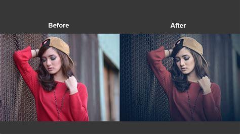 tutorial photoshop dramatic effect cinematic color tone photoshop tutorial youtube