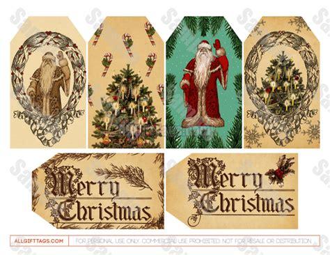 printable victorian christmas gift tags victorian christmas gift tags