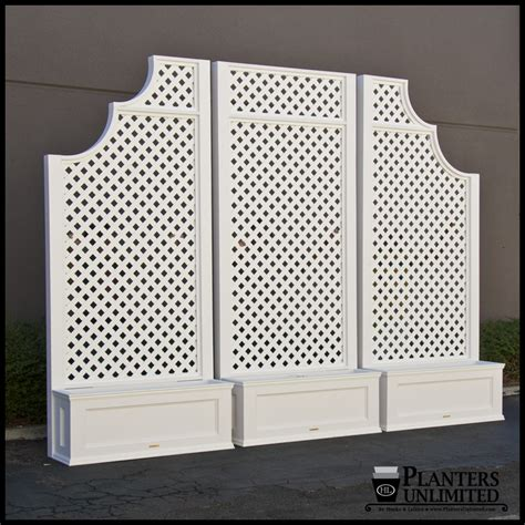 Trellis Screens Privacy garden trellises garden screens wall trellis hooks