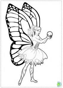 barbie fairy coloring pages az coloring pages