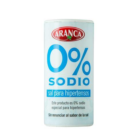 sal de sodio sal 0 sodio selfoods