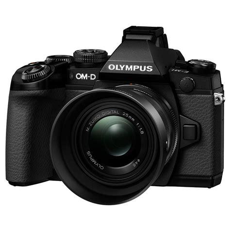 Olympus Lens Es M 25mm F1 8 G m zuiko digital 25mm f1 8 black