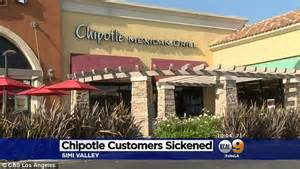 Chipotle Corporate Office Phone Number by California Chipotle Shuts After 60 Customers Become
