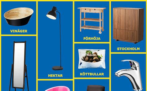 ikea product names an audio guide to pronouncing ikea s impossible product