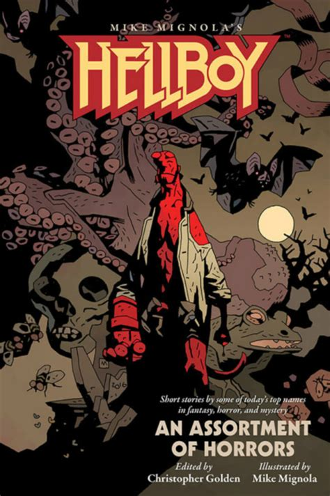 hellboy finds an assortment of horrors dread central
