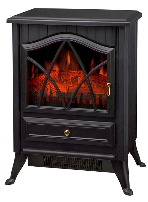 log burning effect 1850w electric heater
