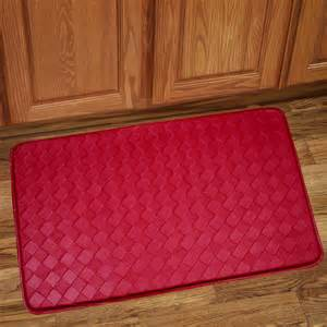 memory foam anti fatigue kitchen floor mat rug 30 quot x 18