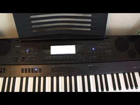 tutorial keyboard casio ctk 7000 wk 7500 videolike