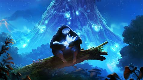 wallpaper abyss forest 44 ori and the blind forest hd обои фоны wallpaper abyss