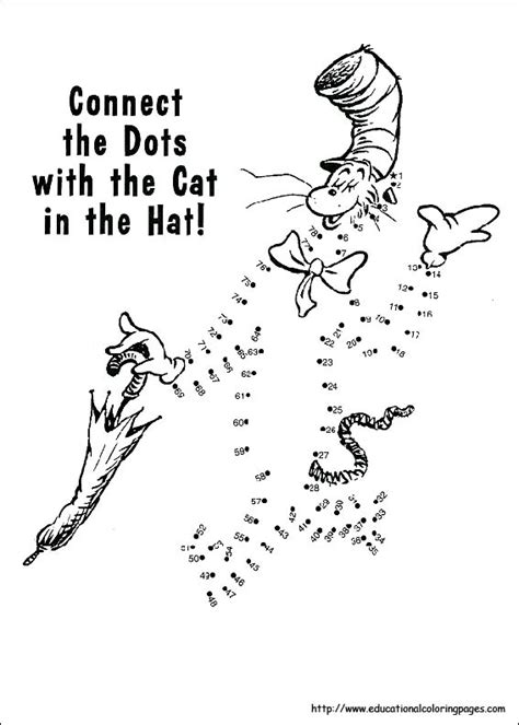 Dr Seuss Printable Activity Sheets | coloring pages for kids dr seuss coloring pages