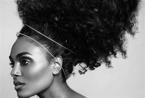Ethiopian Hair Model | a real life nefertiti ethiopian model and socail activist