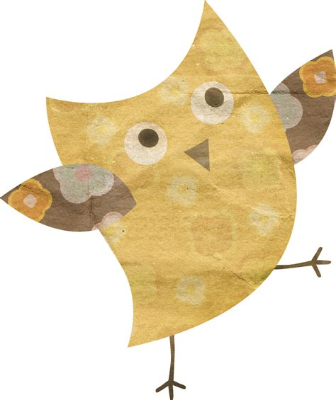 Paper Owls - paper owls clip oh my for