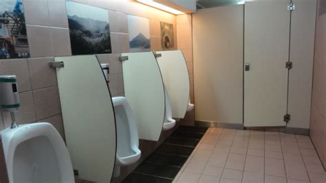 bathroom stall game the baffling reason three men spent 30 minutes in an