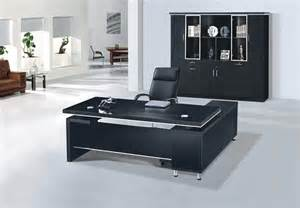 Office Desk Black Quality For Black Office Desks In The Future Black Desk Black Office Desks Black