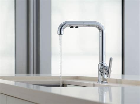 kohler purist kitchen faucet standard plumbing supply product kohler k 7505 bl