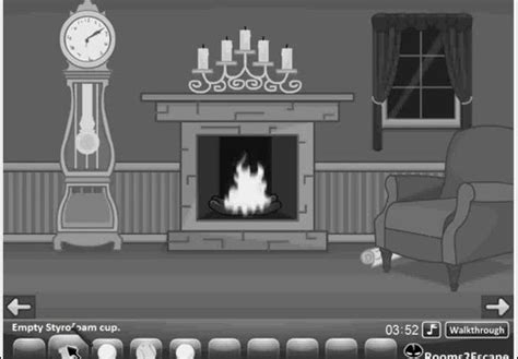 the great living room escape walkthrough grayscale escape series the living room walkthrough