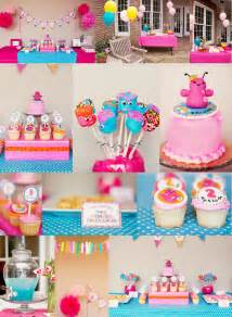 Monster bash girly monster party ideas 187 lindeymagee com blog