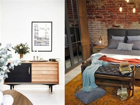tendencias   muebles en negro te atreves
