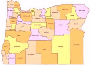 map of oregon with counties oregon counties map cities state map map of usa states