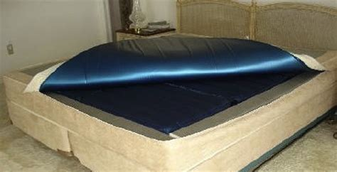 how much is a water bed hardside and softside waterbed comparison