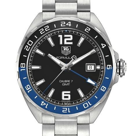 Elegan F1 Tag Heuer tag heuer formula 1 calibre 7 for f1 fans drive safe and fast