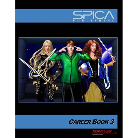 spica publishing s career book 3 rpgsuite