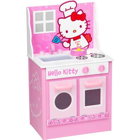 hello kitty kitchen set hello kitty classic kitchen play set walmart