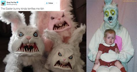 easter bunny meme scary easter bunny meme www imgkid the image kid