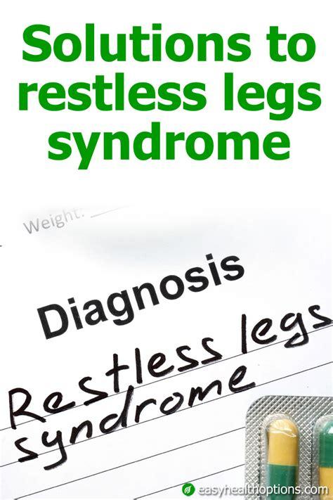 Rls Detoxing by Restless Legs Mild Nuisance Or Serious Warning