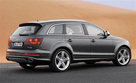 Audi Q7 Tdi Diesel by Car And Driver