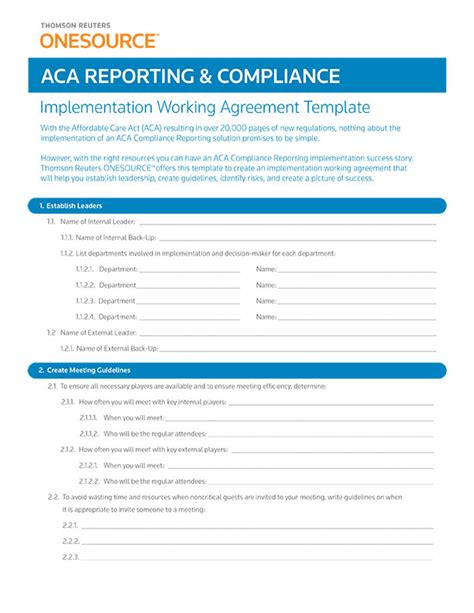 compliance reporting template images