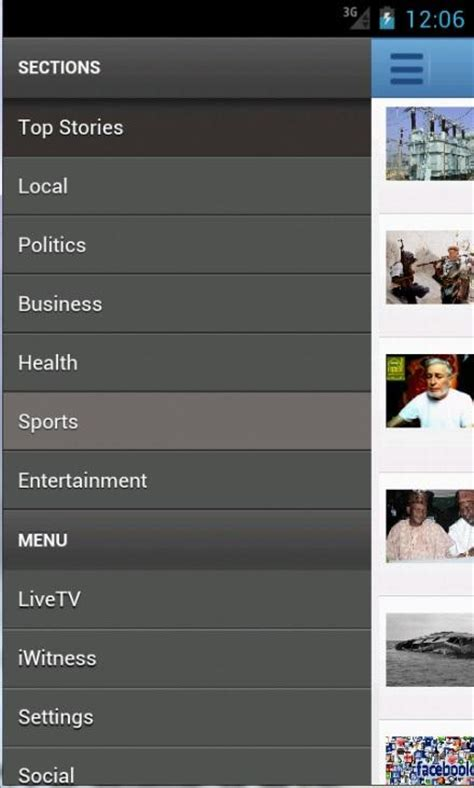 mobile tv app for android channelstv mobile for androids android apps on play