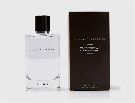 Parfum Zara Best Seller zara vibrant leather eau de parfum by jerome epinette
