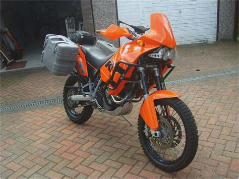 Ktm 640 Adventure Accessories Ktm Lc4 640 Owners Guide Books Motorcycles Catalog With