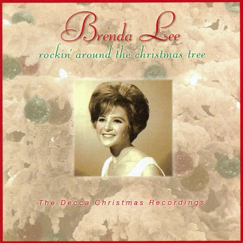 music archive brenda lee rockin around the christmas tree