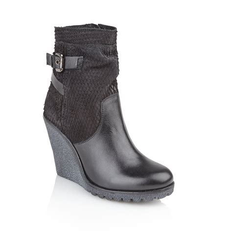 black leather boots for buy ravel honolulu ankle boots in black leather