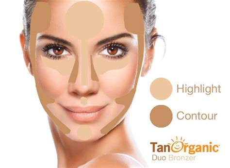 where do you put your makeup on how to apply bronzer properly picking the right shade musely