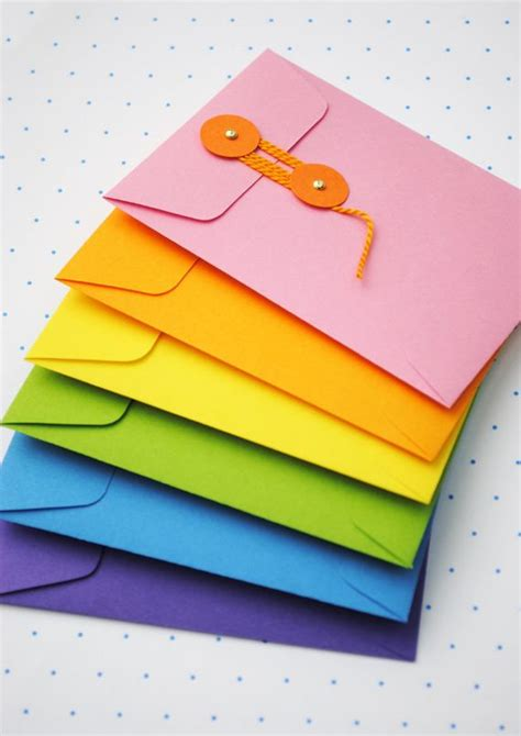 Handmade Envelopes Pattern - best 25 envelopes ideas on handmade