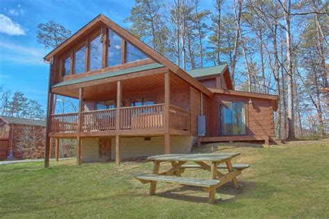 Morning Cabin Rental by 3 Bedroom Cabin In Smoky Mountains Cabins Usa Gatlinburg
