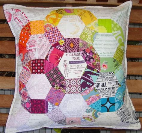 Patchwork Quilt Lyrics - she can quilt aylin shares the magic of epp a 2013 fal