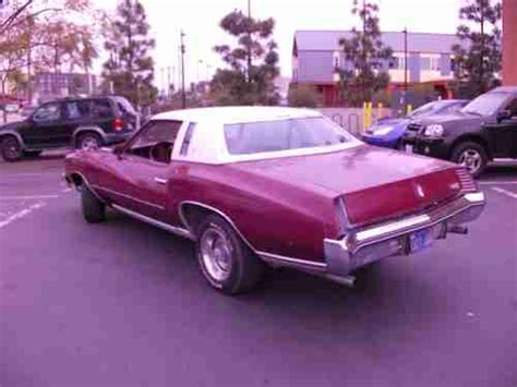 how to learn about cars 1973 chevrolet monte carlo electronic valve timing sell used 1973 chevy monte carlo fresh 350 340 70 hp s handling pkg loaded in san diego